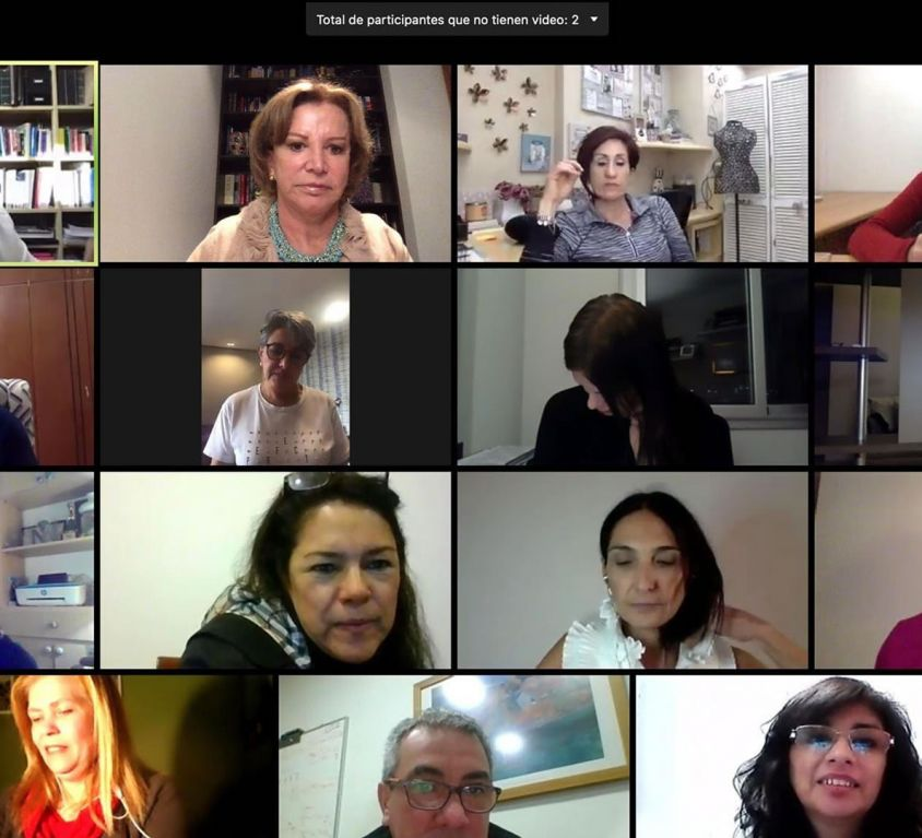 Taller de Trabajo en Equipo para Latino America